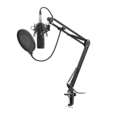Genesis Radium 300 XLR stoni studijski mikrofon NGM-1695