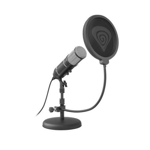 Genesis Radium 600 studijski stoni mikrofon NGM-1241