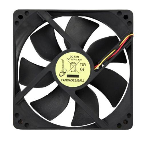 Gembird 120mm Fancase3 ventilator